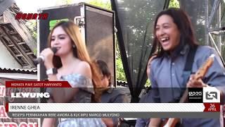 MONATA - LEWUNG - IRENNE GHEA - LIVE PERNIKAHAN RERE AMORA