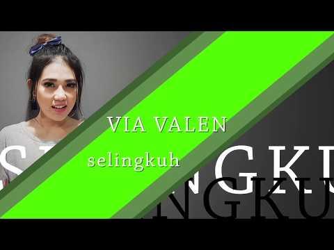 via valen - Selingkuh( Lyrics)