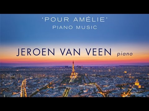 Yann Tiersen: 'Pour Amélie' Piano Music (Full Album) played