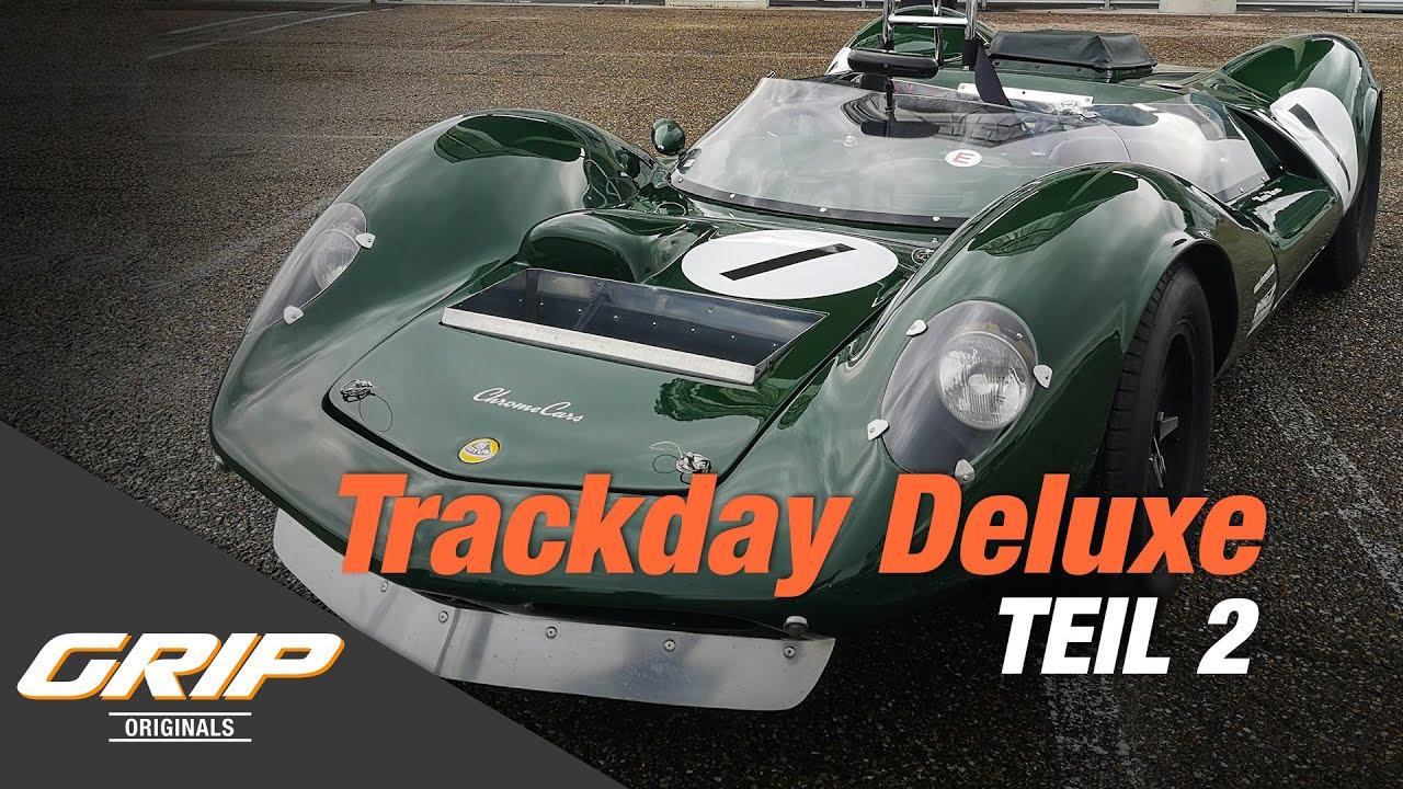 Trackday Deluxe Teil 2 I GRIP Originals