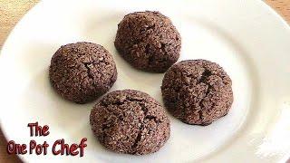 Chocolate Coconut Macaroons - Recipe