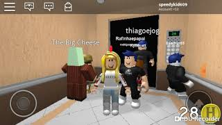 That girl made me scream/roblox by funtime_Queen660