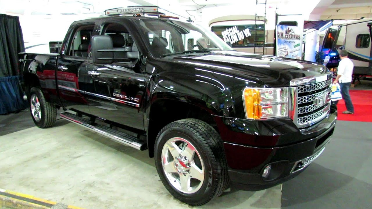 2013 Gmc Sierra 1500 Denali Hd Exterior And Interior