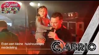 Cabrio @ Halfvasten Angerlo: Meisje is mama kwijt.....