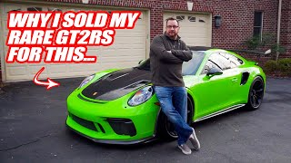 Why I Bought This Porsche GT3RS (And Sold My Rare 1 of 5 Spec GT2RS)... + 1300HP Audi RS6 Plans?!