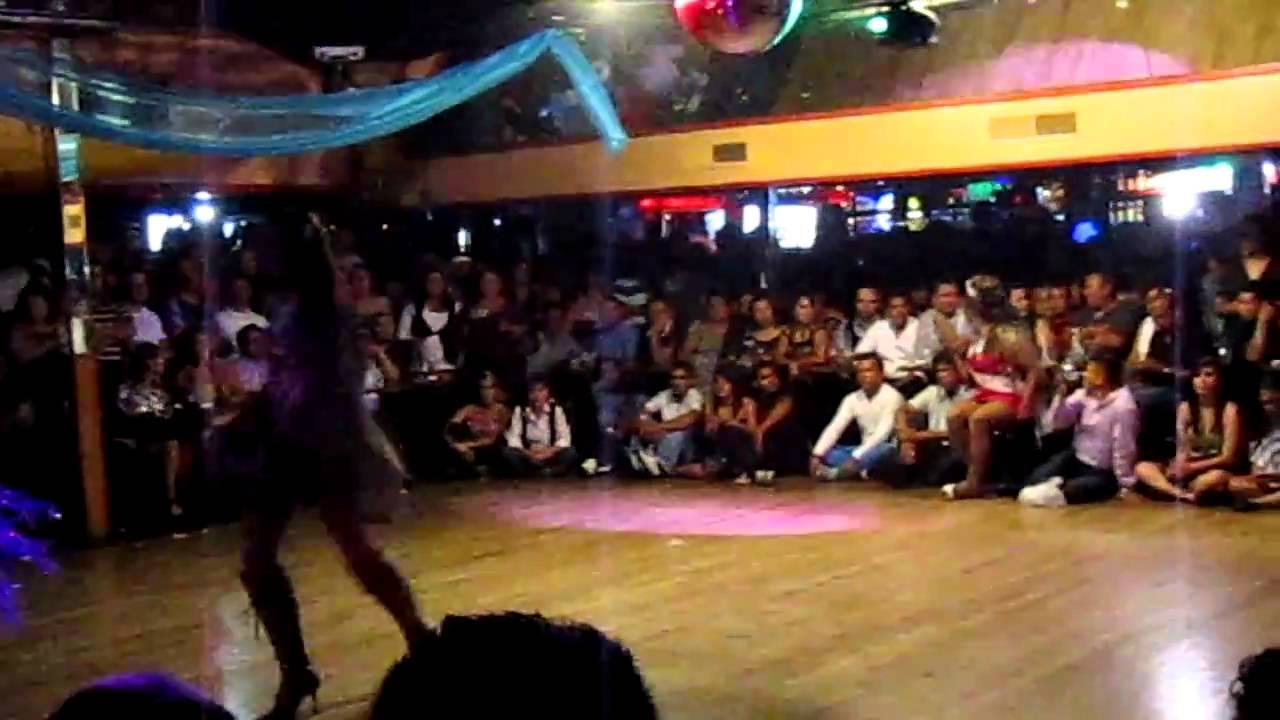el calor night club anaheim show travesti mariana seoane