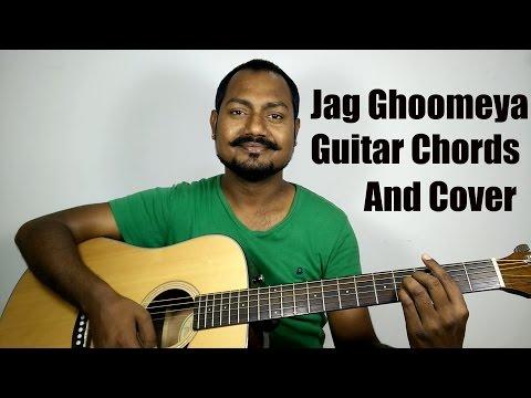 Jag Ghoomeya Guitar Chords   Cover   Sultan   Salman Khan   Mayoor