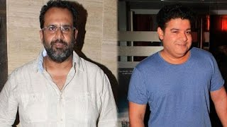 Anand l rai doesn't want to share about his film | sajid khan reacts to his mockers