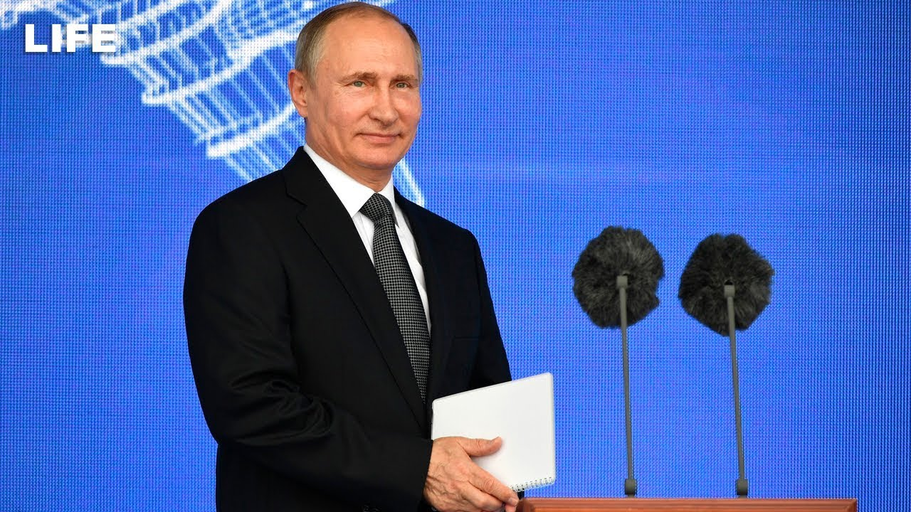 Путин встречается с деловым советом БРИКС и руководством Нового банка развития