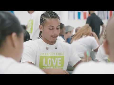Citi Foundation: Green City Force: Helping Youth Help the Planet