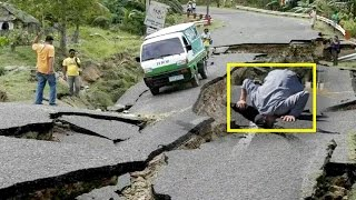 Today Philippines has been struck with a 6.0-magnitude earthquake