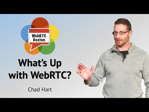 What's Up with WebRTC