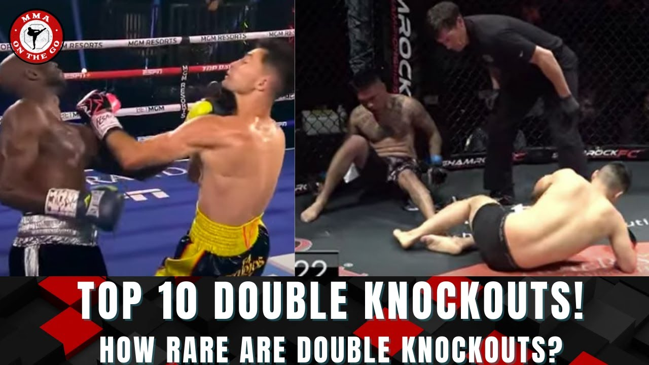 Top 10 Double KOs, How rare are Double KOs?