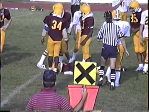 Week 1: Ann Arbor East Eagles vs Northville-Novi Colts (Sep 9, 1990)