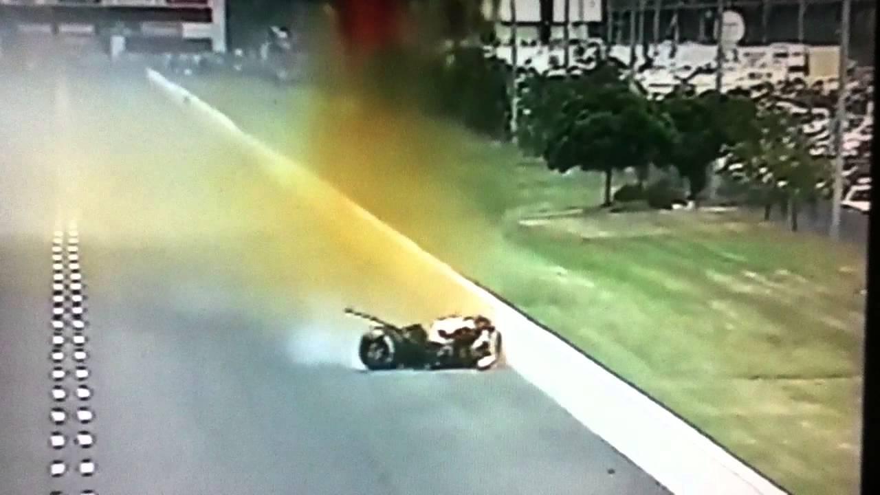 Car Wrecks Wallpaper Darrell Russell Fatal Crash 2004 Youtube