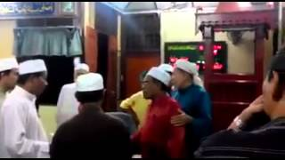 Ust Azli Musa Dihalang Mengajar oleh S/U Masjid Jamek Tanjung Rambutan