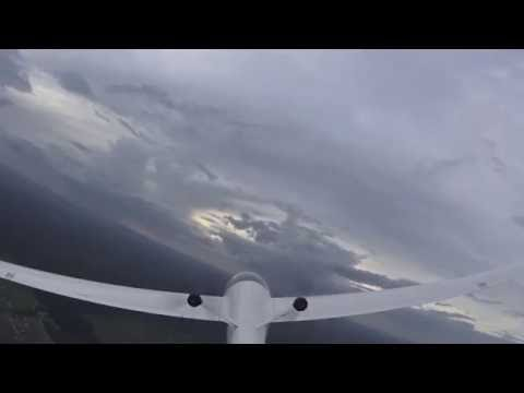 Glider with Electric Propulsion System | MGM COMPRO