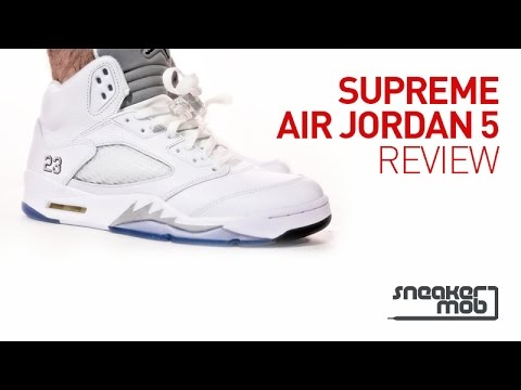 How To Make Your Own Supreme Air Jordan 5. HotNewHipHop 2aba53c1f