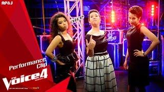 The Voice Thailand - เนิส VS อันฉี VS พลอย - Superwoman - 1 Nov 2015