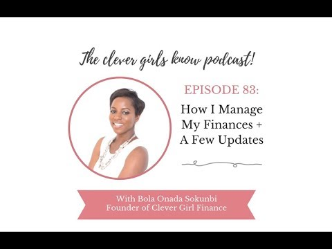 How I Manage My Personal And Business Finances - YouTube