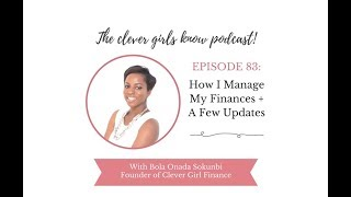 How I Manage My Personal And Business Finances