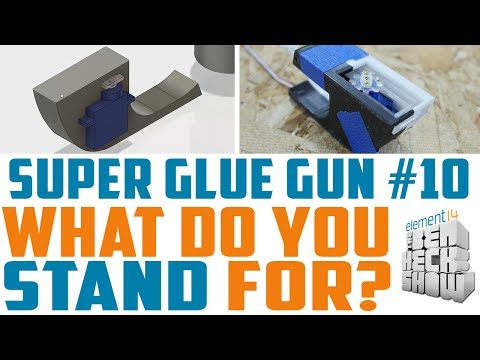 Episode 319: Super Glue Gun 10: Time to Rack an    | element14