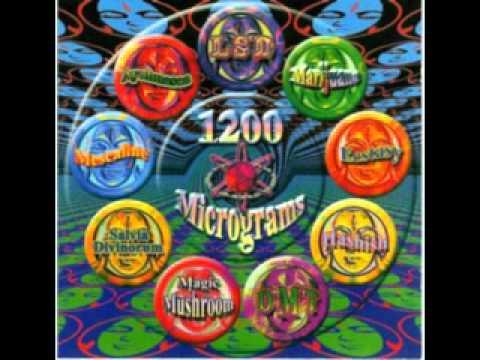 Magic Mushrooms - 1200 Micrograms
