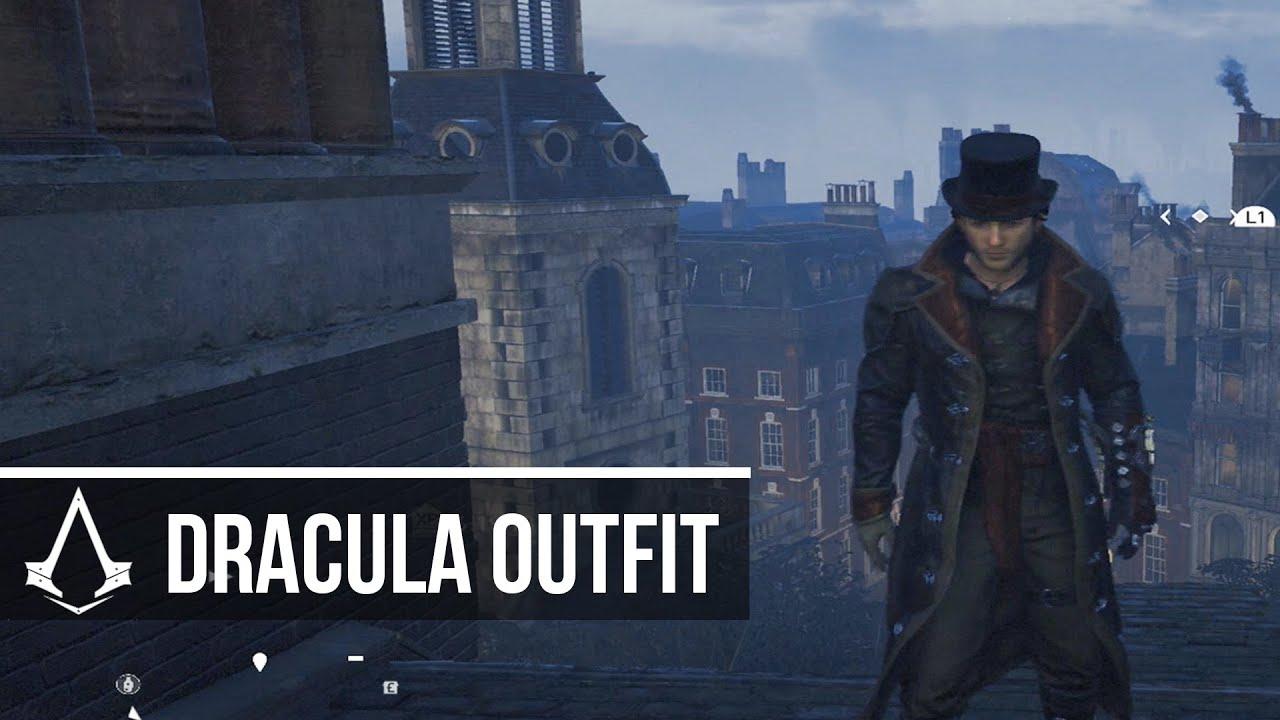 Assassins Creed Syndicate Maximum Dracula Outfitsuitskin How