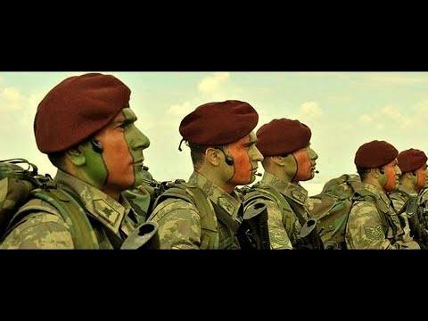 Turkish Special Forces / MAROON BERETS (BORDO BERELİLER)