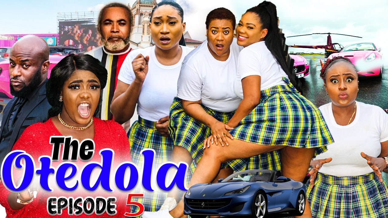 Download THE OTEDOLAS SEASON 5 (NEW HIT MOVIE) Trending 2021 Recommended Nigerian Nollywood Movie