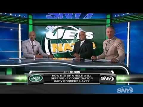 New York Jets: Kacy Rodgers