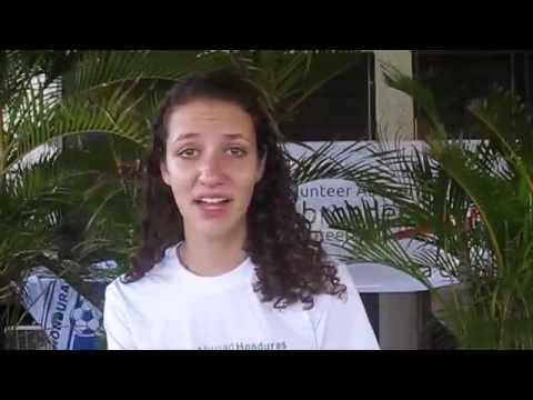 Video Review Volunteer Elizabeth Bartlett Honduras La Ceiba Health Care program