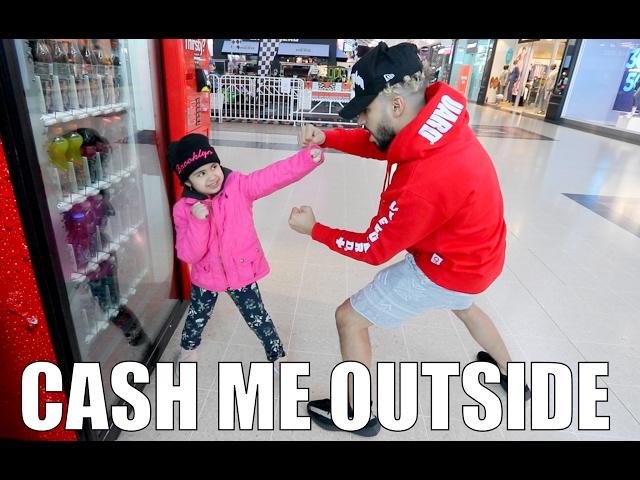 CASH ME OUSSIDE HOWBOW DAH!!
