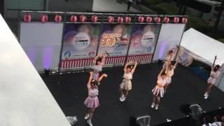"""2016年7月31日""""NS夏祭り2016~アイドルフェス~""""で披露した 「電光石..."""