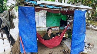 CÔNG BỐ SỐ TIỀN MẠNH THƯỜNG QUÂN Giúp Đỡ Cho Người Mẹ 1 Mình Sống Trong Túp Lều Dựng Tạm