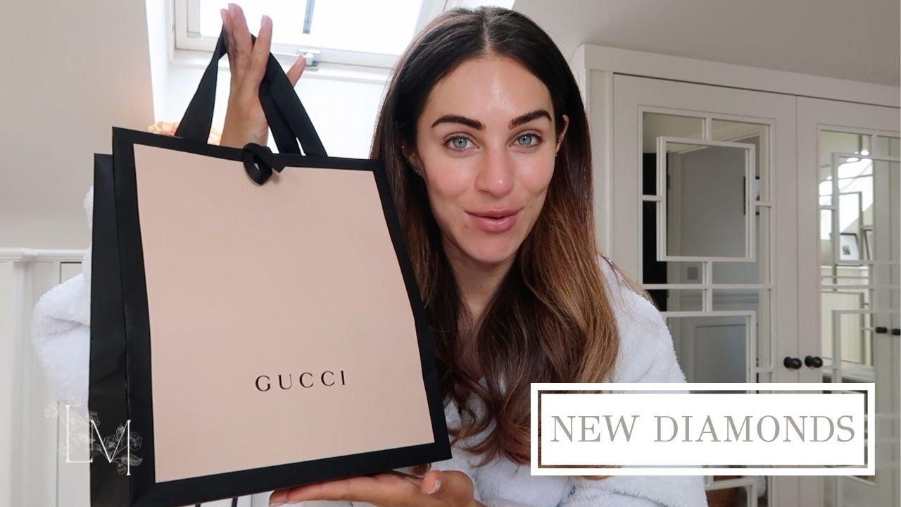 HUSBAND & WIFE LUXURY HAUL - Diamonds, Dresses & Gucci | Lydia Elise Millen
