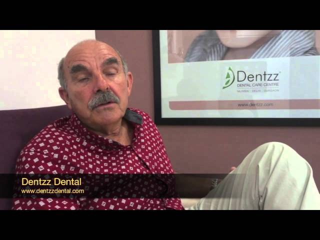 An Australian Patient Shares His Review on Dentzz Dental