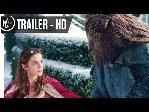 Beauty And The Beast Official Trailer #2 (2017) Emma Watson, Luke Evans -- Regal Cinemas [HD]