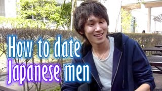 How to Date Japanese Men (Their Voices) 大学生インタビュー(デート)【日英字幕】