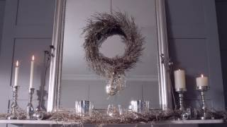The White Company | How To Style Your Christmas Mantelpiece