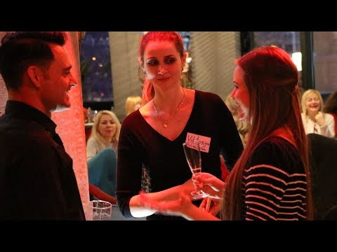 Women In Ukraine LOVE Speed Dating With Foreigners