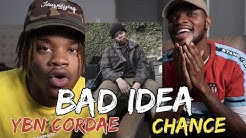 YBN Cordae - Bad Idea (feat. Chance The Rapper) [Official Video] - REACTION/DISSECTED