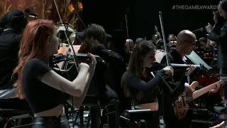 The Game Awards 2017 Orchestra and Game of the Year Winner: Zelda