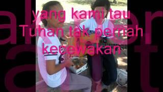 Gambar cover Tuhan Tak pernah kecewakan-STT Presbiterian Injili indonesia