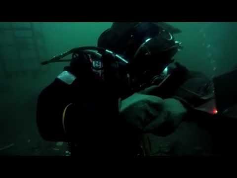 Underwater welding - Norway