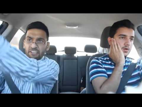 Zaid Ali Driving With His Father 720p HD