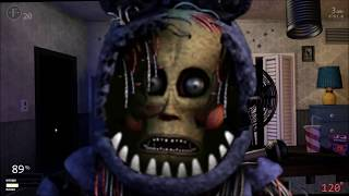 SCRAP WITHERED BONNIE FOUND in UCN (MODS) #FNaF
