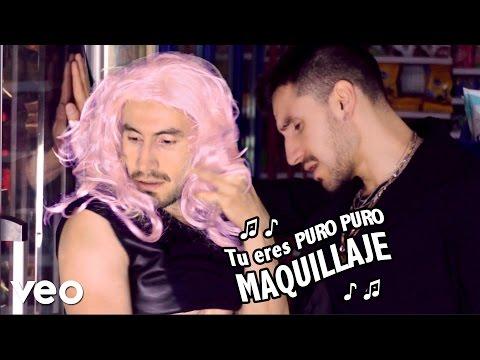 Shakira - Chantaje (PARODIA) ft. Maluma | MAQUILLAJE