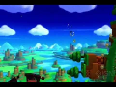 Sonic Lost World: Theme Song