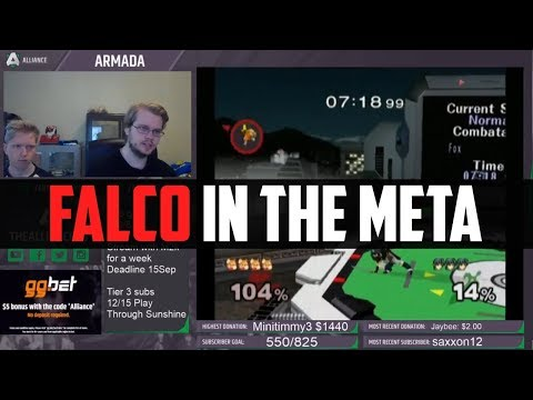 Why Falco isn't More Common in Today's Meta
